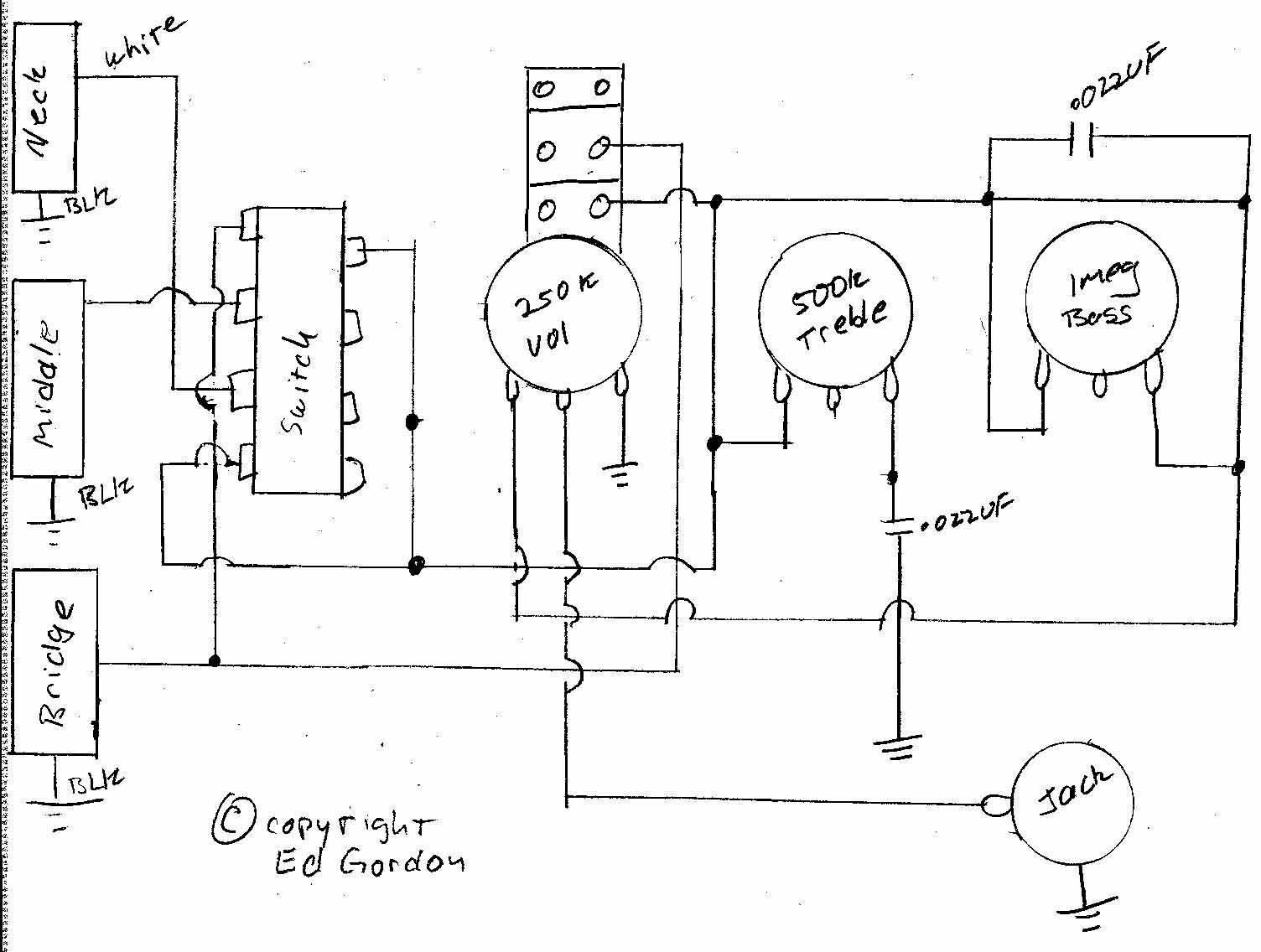 G&L ASAT modding project